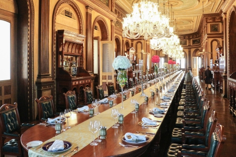 Falaknuma_Palace_10_-_Dining_table