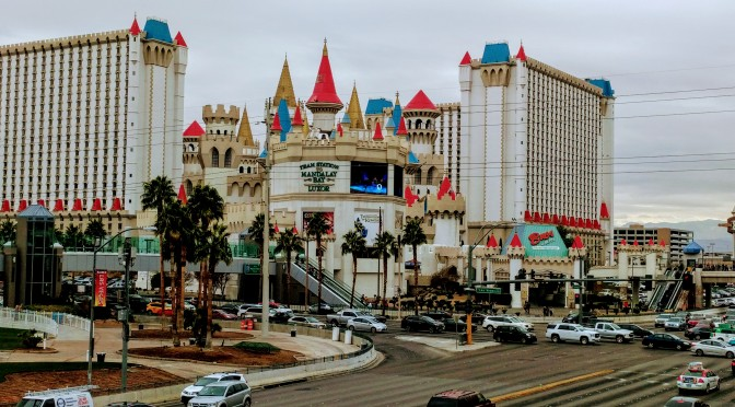 Impressions of the Sin City