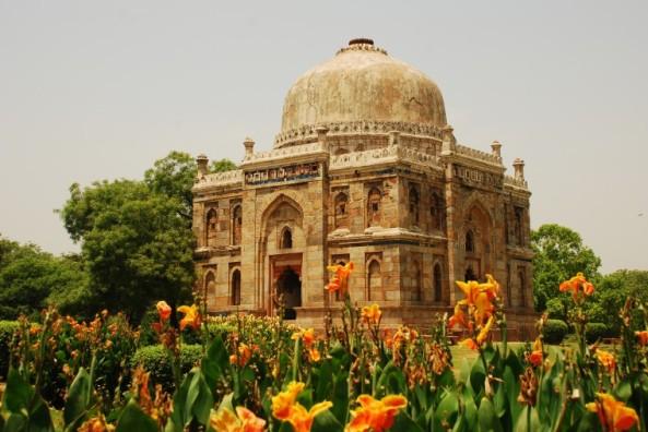 lodi-garden-maps of india
