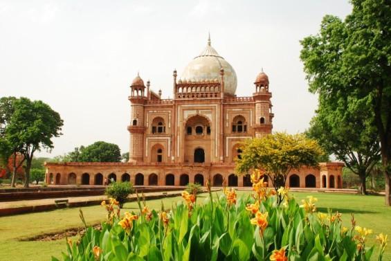 safdarjung-tomb-maps of india-