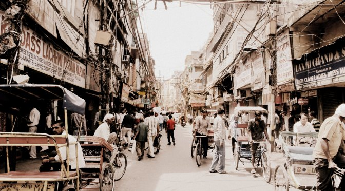How to Get Smitten by the Charms of Delhi