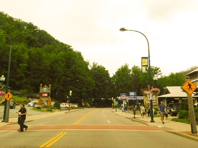 Gatlinburg street